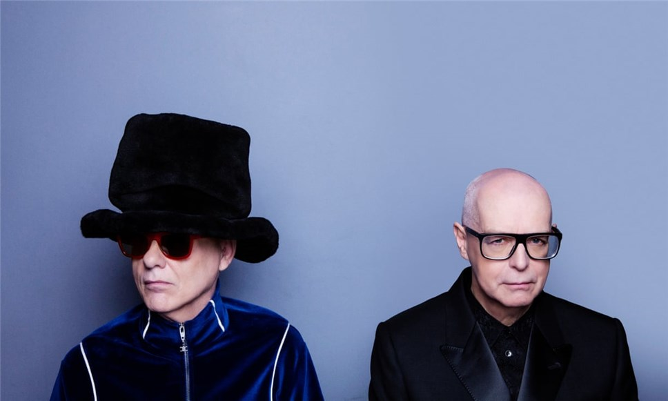 Pet Shop Boys. Фото: theguardian.com